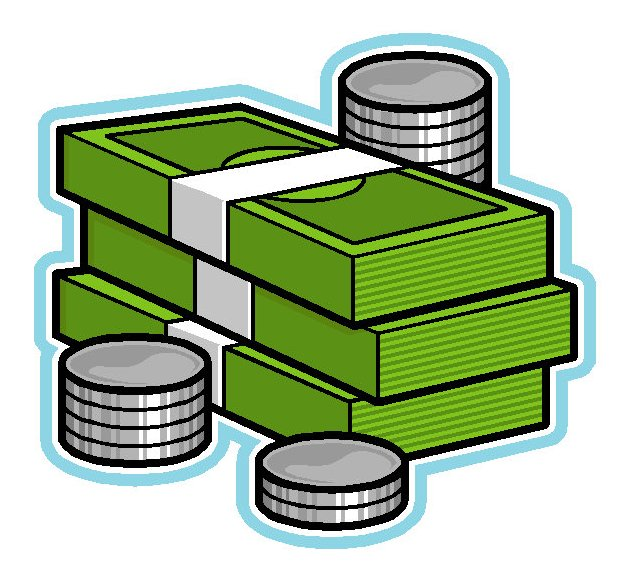 Money clipart money management #1