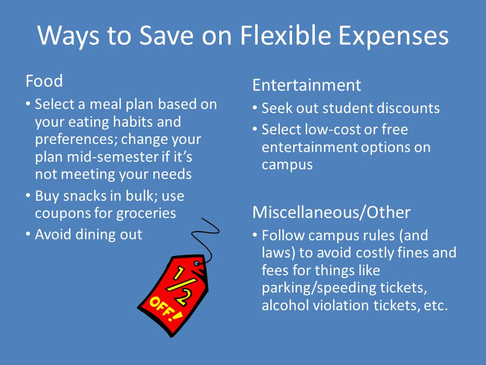 Misc clipart income expenditure Flexible Module Lesson on Save