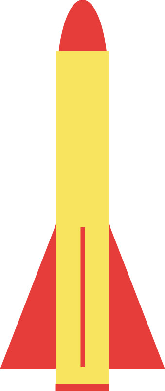 Missile clipart rocket booster Clipart Images Art Clipart Info