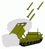Missile clipart 0002 Missiles and  Free