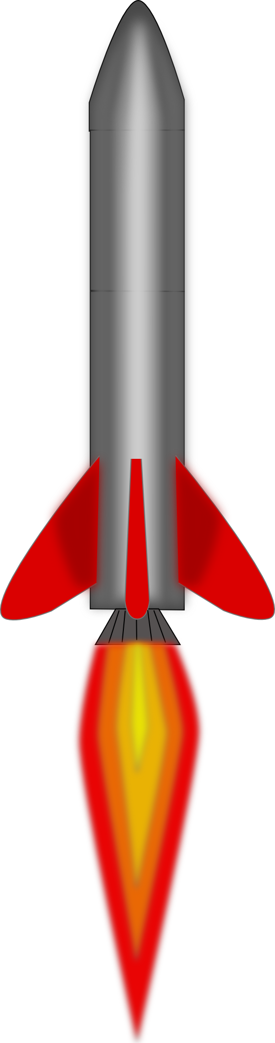 Missile clipart space rocket Missile Art Clip Free missile