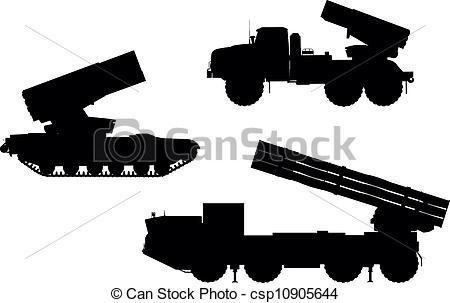 Missile clipart artillery Of  Multiple Artillery Artillery