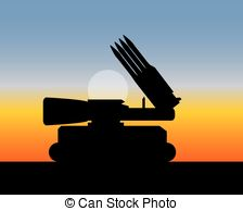 Missile clipart scud missile With Vector Clipart  Scud