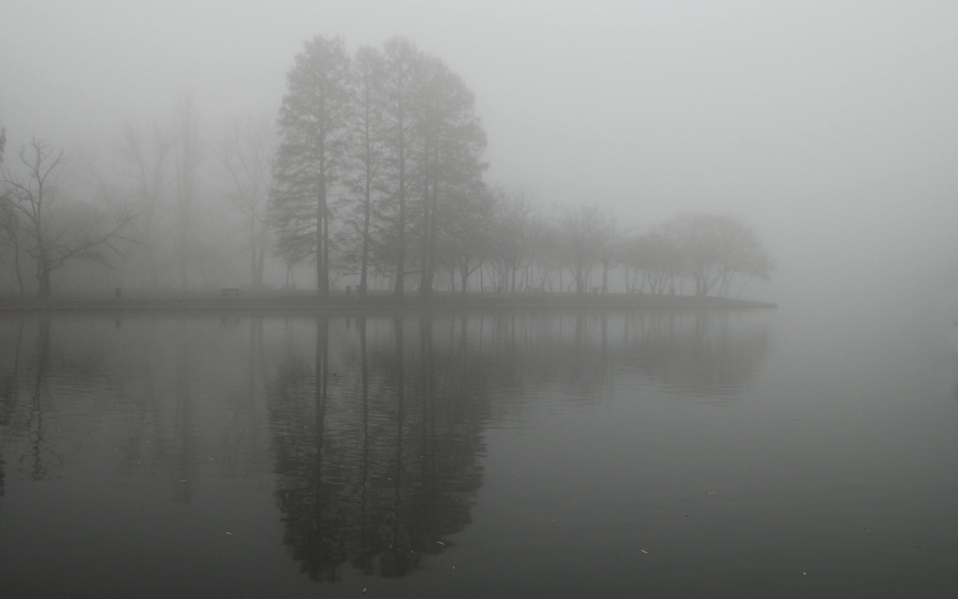 Mist clipart black and white #7
