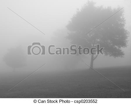 Mist clipart black and white #4