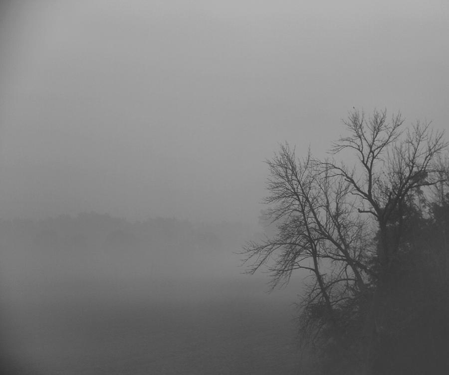 Mist clipart black and white #10