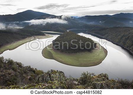 Mist clipart reservoir Morning Melero mist  River