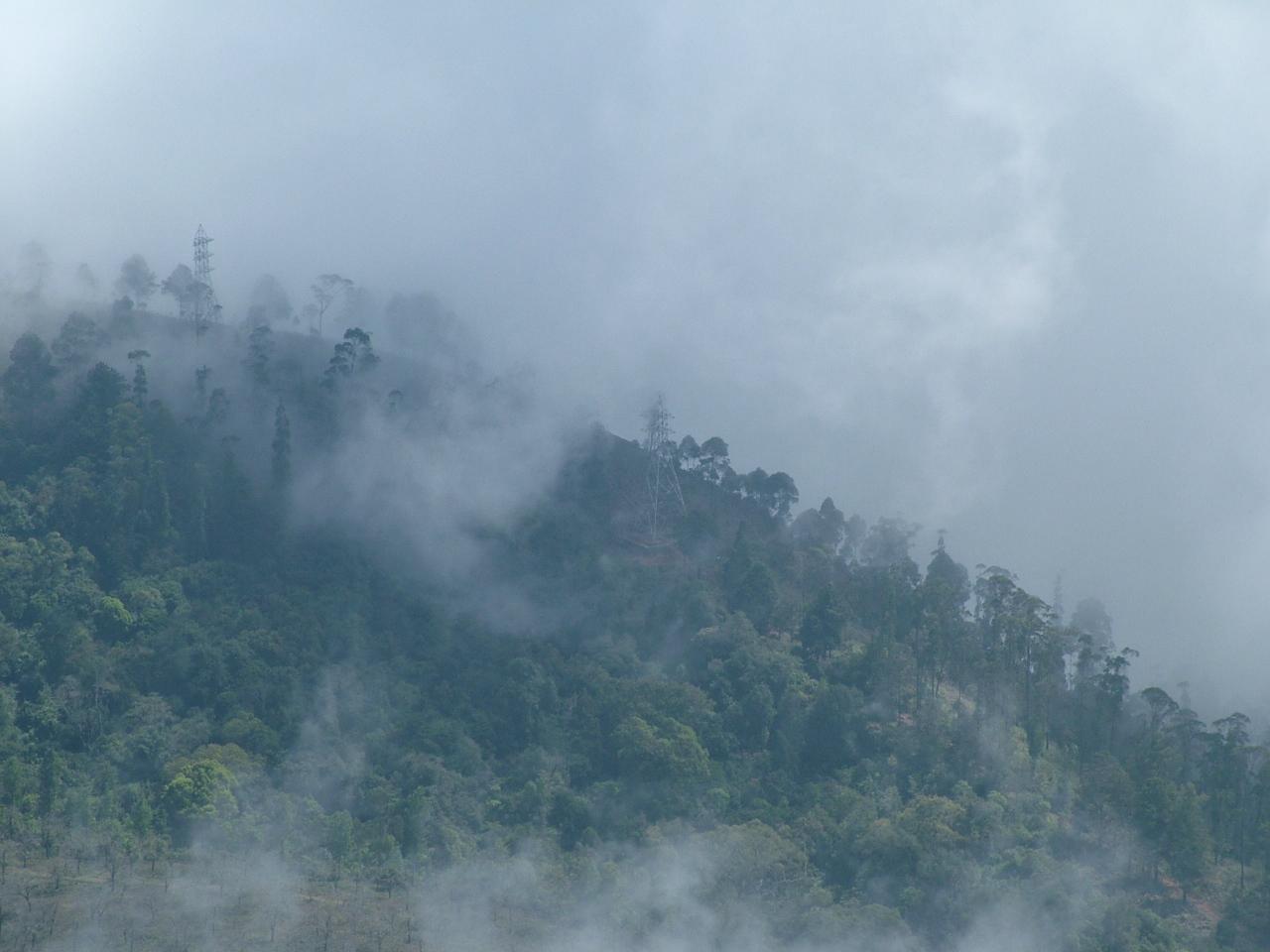 Mist clipart the mountain Clipart cliparts Mist Mountains