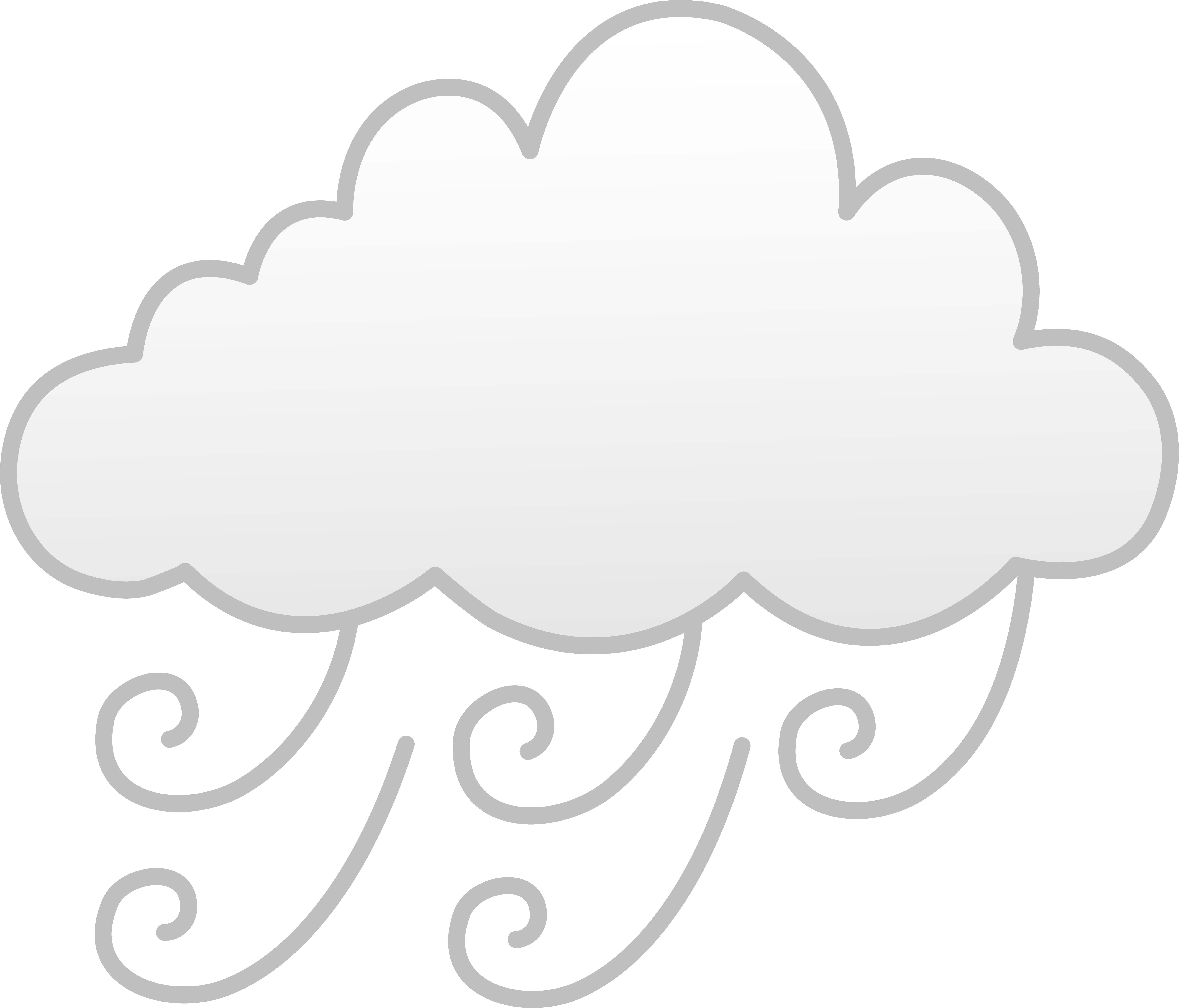Breeze clipart foggy weather #1