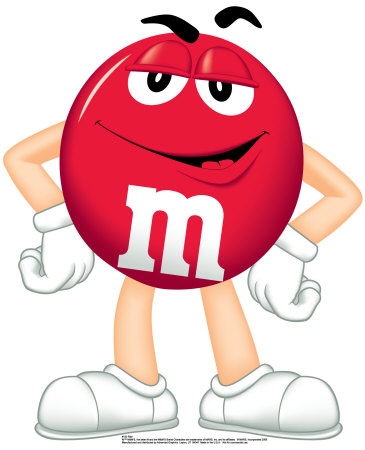 M&m clipart Download Red M&m Red M&m