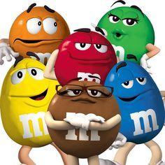 M&m clipart M&m's ! a more M&M's
