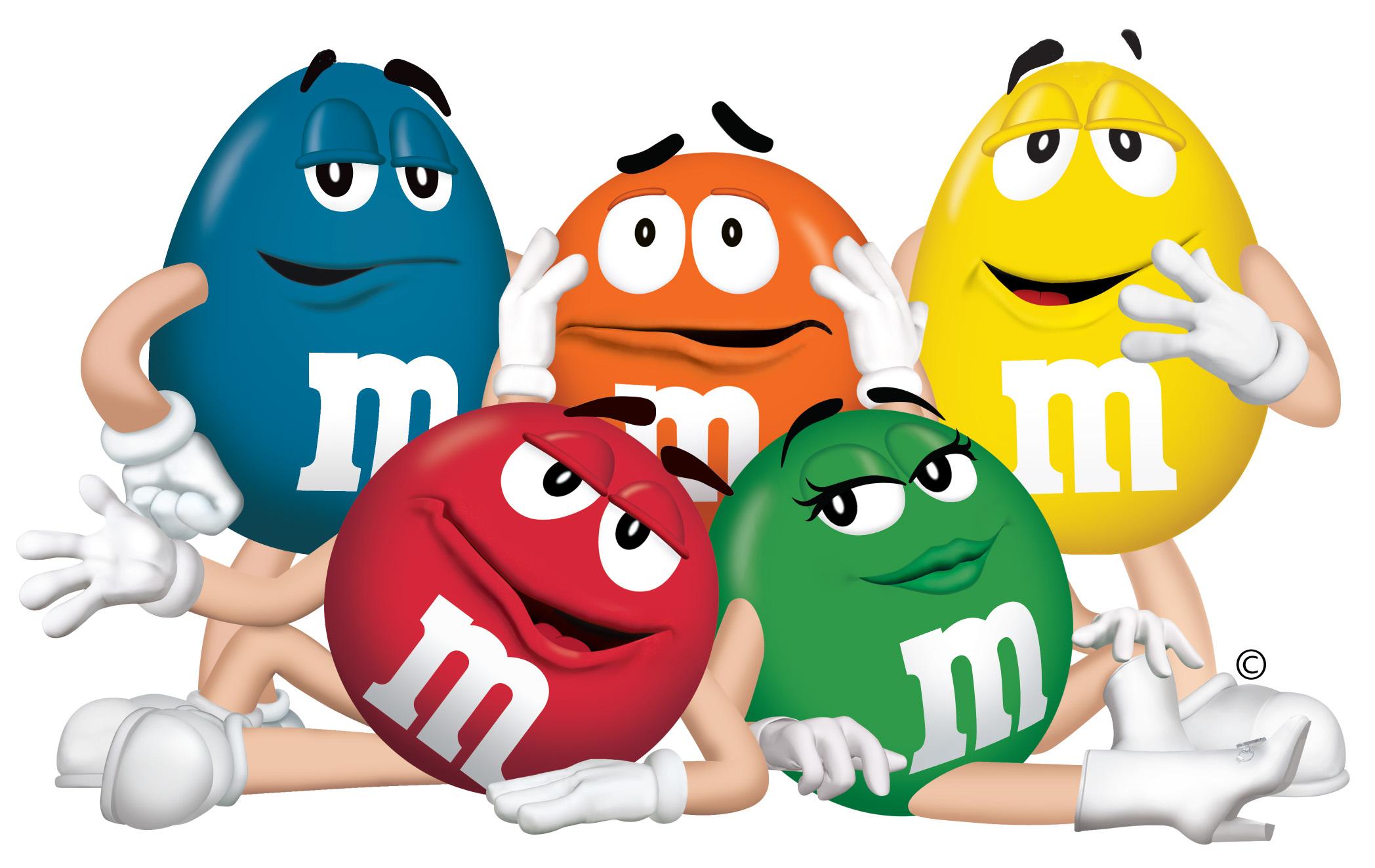 Candy clipart group Pot Clipart Tea Clip M&m