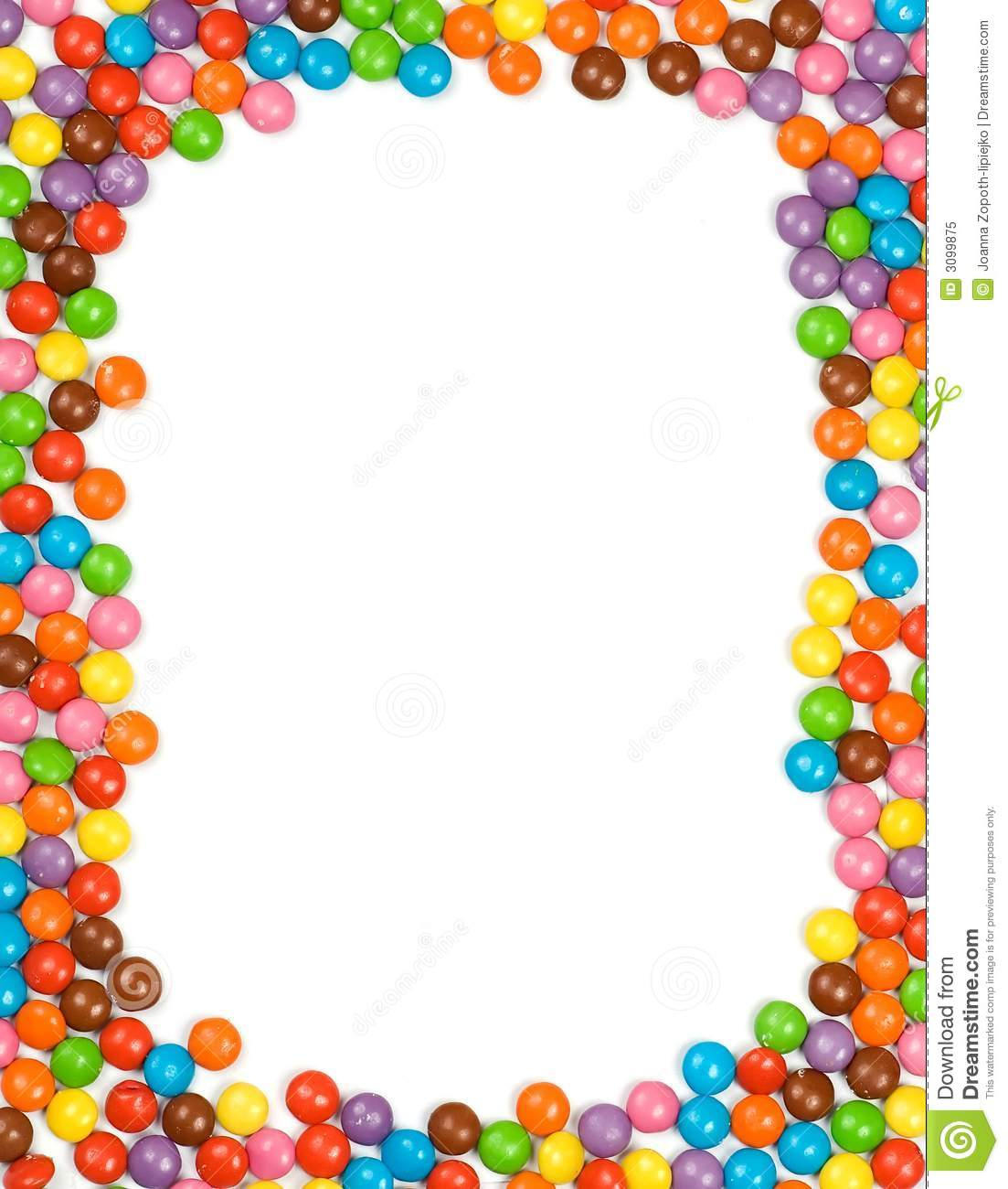 M&m's clipart border Clipart Chocolate Royalty Free Border