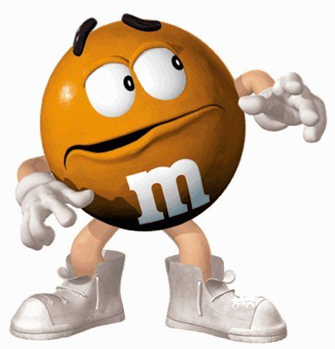 M&m clipart brown Characters Pinterest Collections Cookie