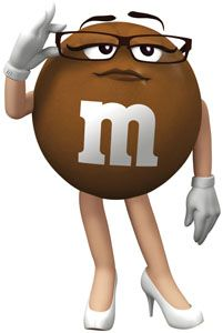 M&m clipart brown M M&M's com) more Chocolate