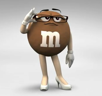 M&m clipart brown Average Creative msbrown2 M&M's —