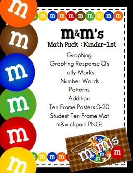 M&m's clipart border By Kinder Pack : Math