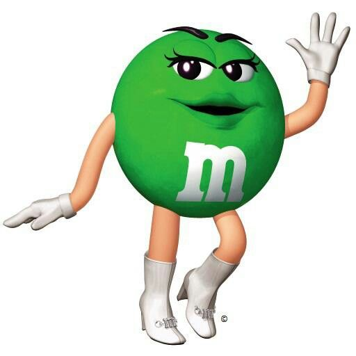 M&m clipart green About Pinterest and Pin M&M'S