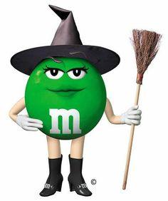 M&m clipart green Than Chocolate ready M World