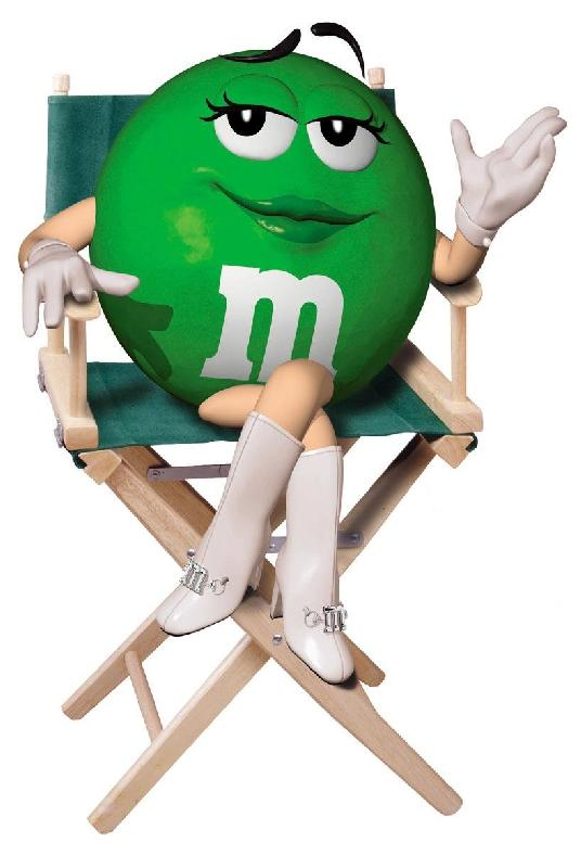 M&m clipart green Clipart M&m Green Green Download