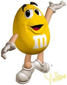 M&m clipart mascot In Your In Mouth (US)