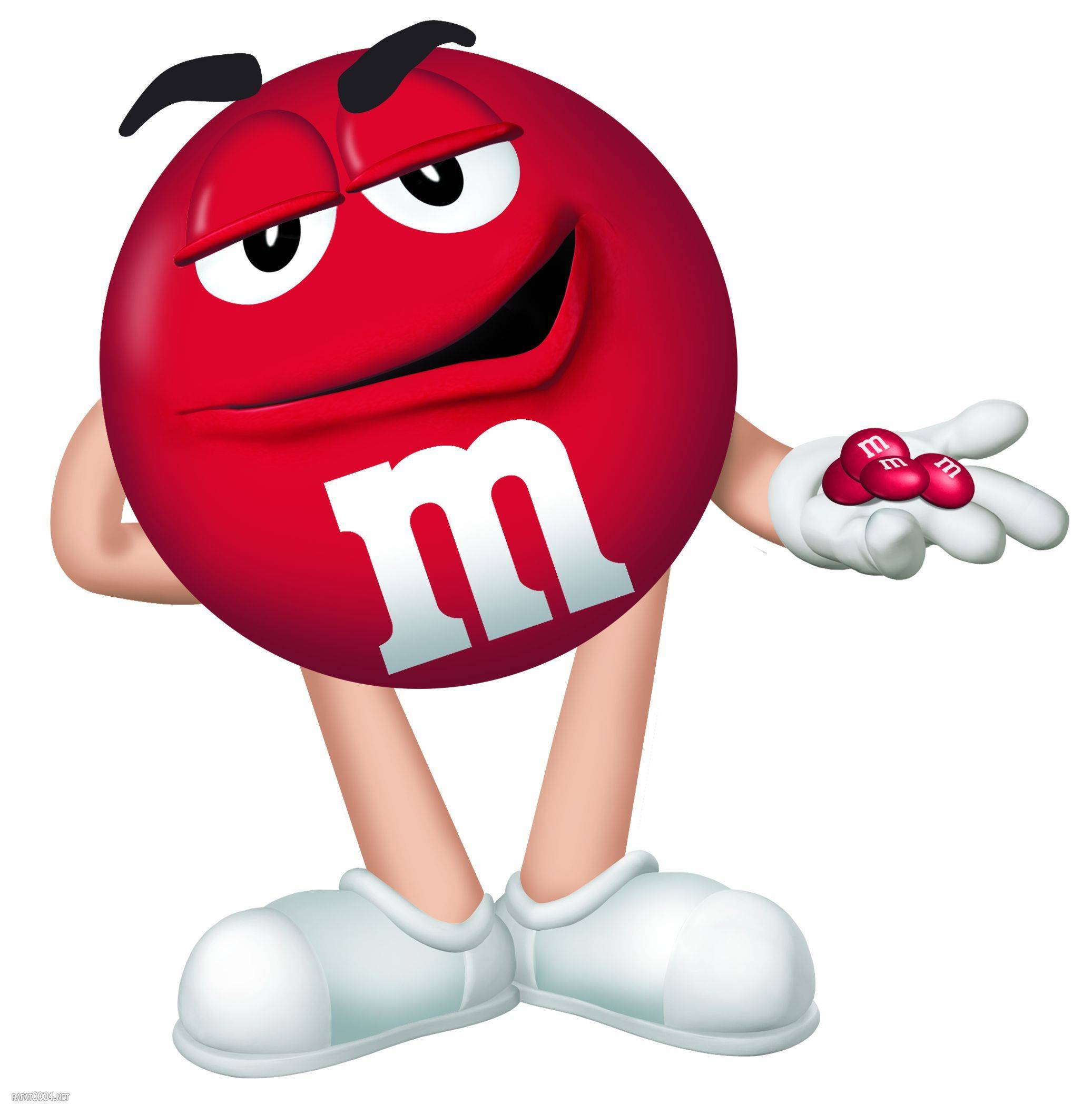 M&m clipart one Polls and do red results