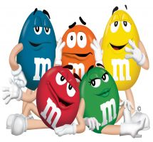 M&m clipart one Com Day candy Candy clipart