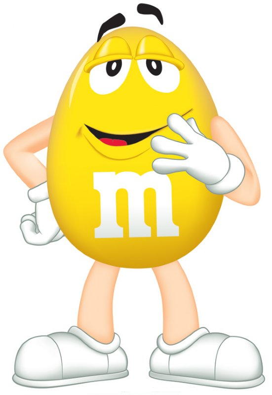 M&m clipart one  n m n The