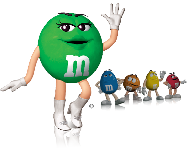 M&m clipart one Reed M&M's by  logan