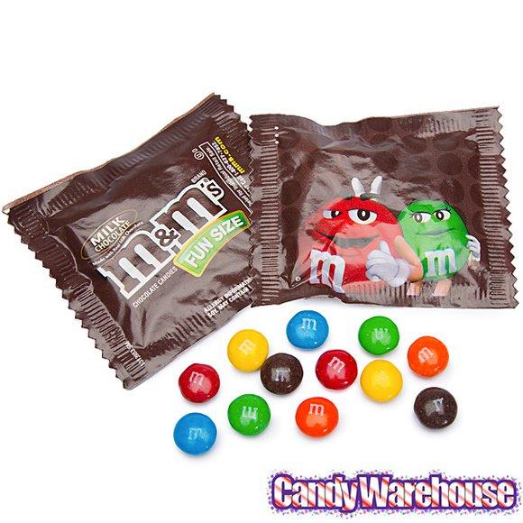 M&m clipart pack Fun Bag Fun Candy Size