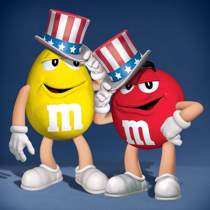 M&m clipart pack Clipart characters Pinterest clipart and