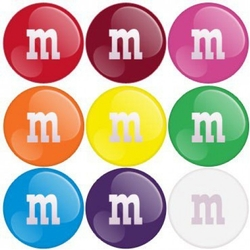 M&m clipart pack In  Plain M&M's Pound