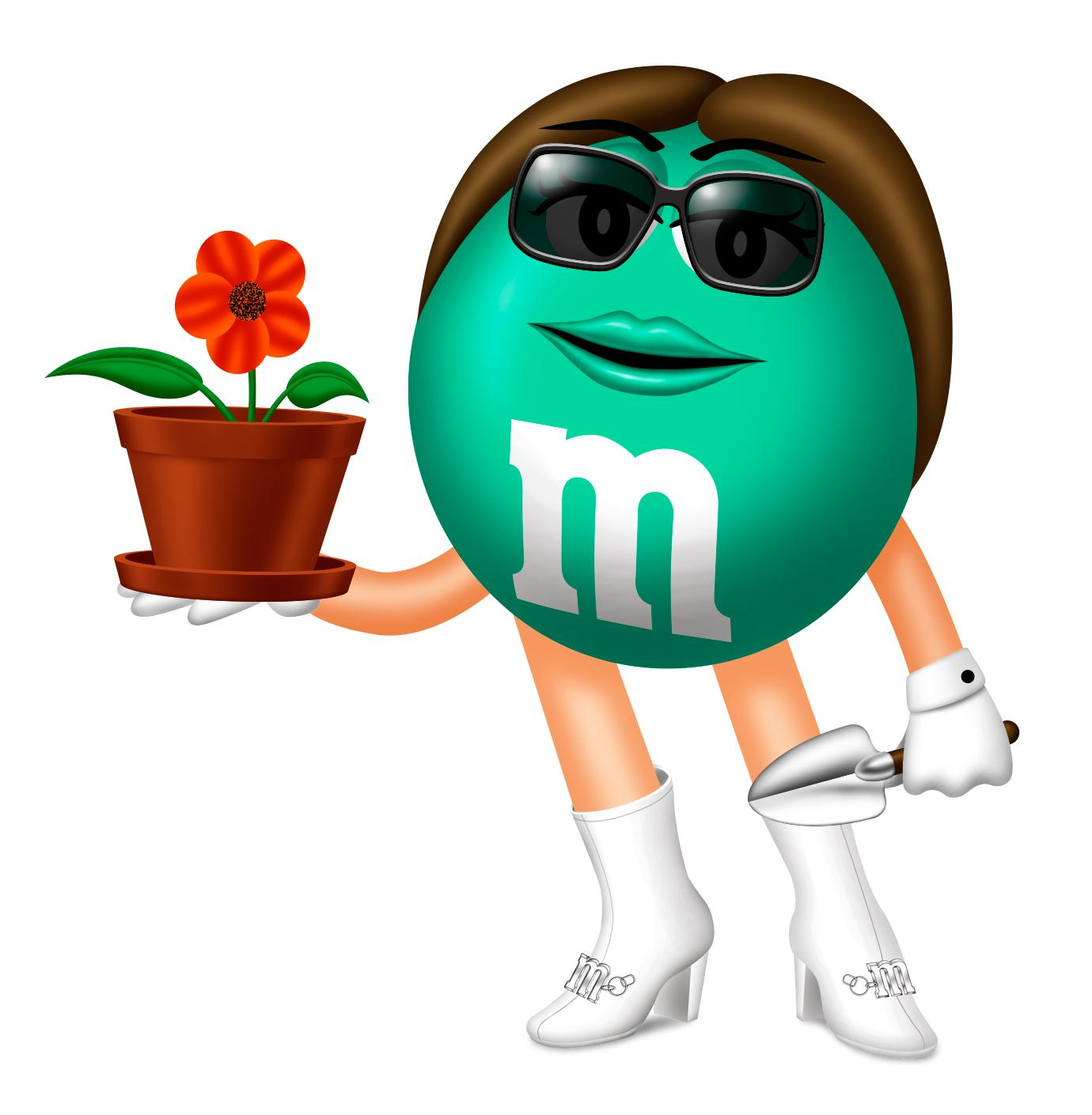 M&m clipart pack An m prize m prize