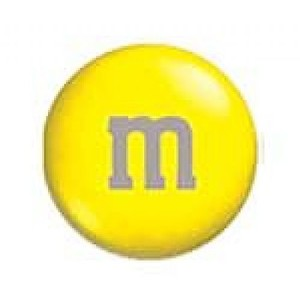 M&m clipart symbol Yellow Color Yellow Items Buy