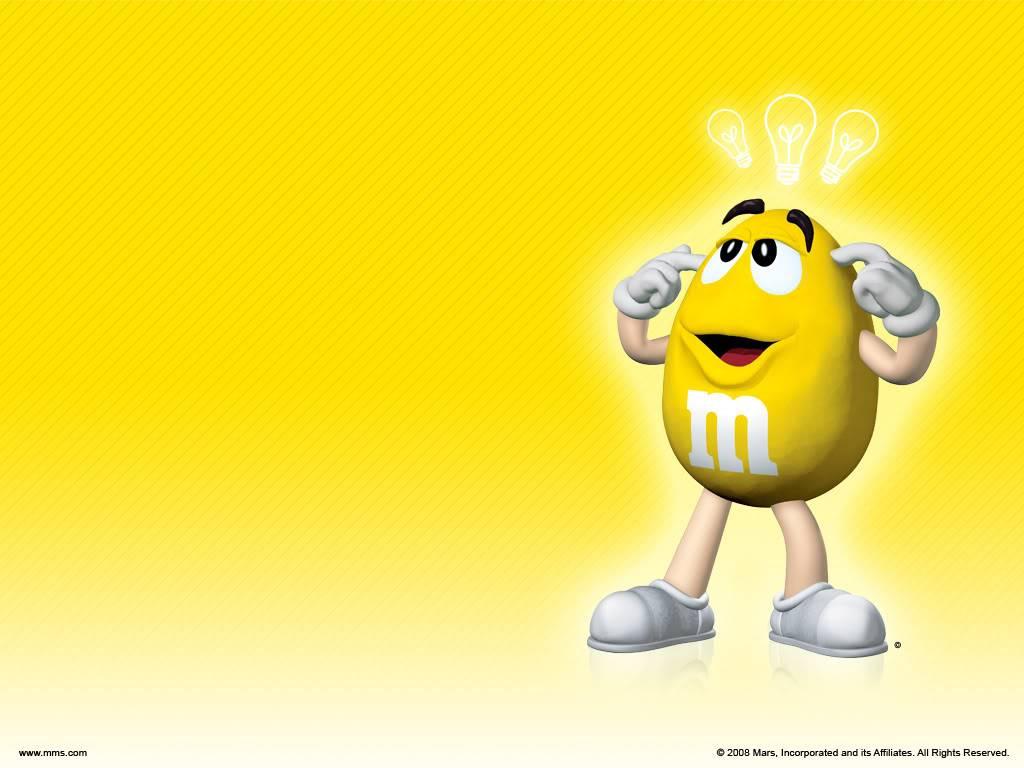 M&m clipart wallpaper This Photo M&M yellow Photo: