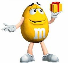 M&m's clipart birthday Is cute out favorite Candy