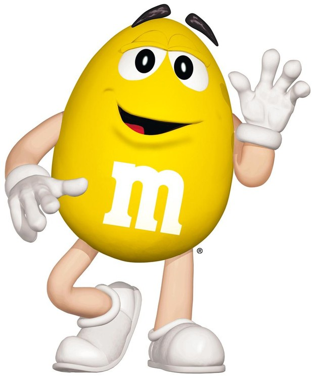 M&m clipart yellow Are You? Playbuzz M&M What