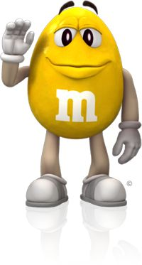 M&m clipart yellow ! than a chocolate…a more