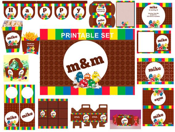 M&m's clipart birthday M&M Party Party images Birthday