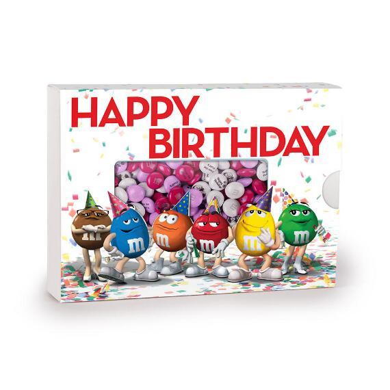 M&m's clipart birthday Box M&M'S® M&M'S® MyMMS Birthday