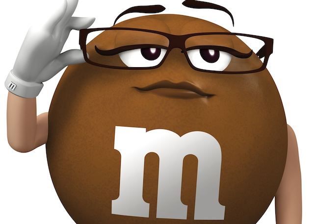 M&m's clipart brown Return M&M'S Ms to February