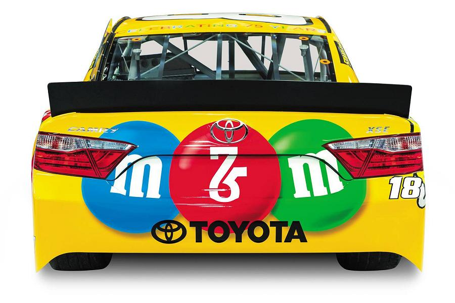 M&m's clipart racing Year the him Last at