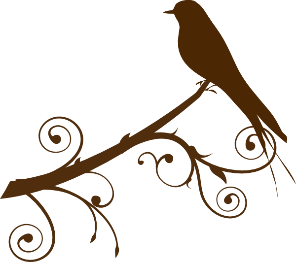 Mockingbird clipart #12