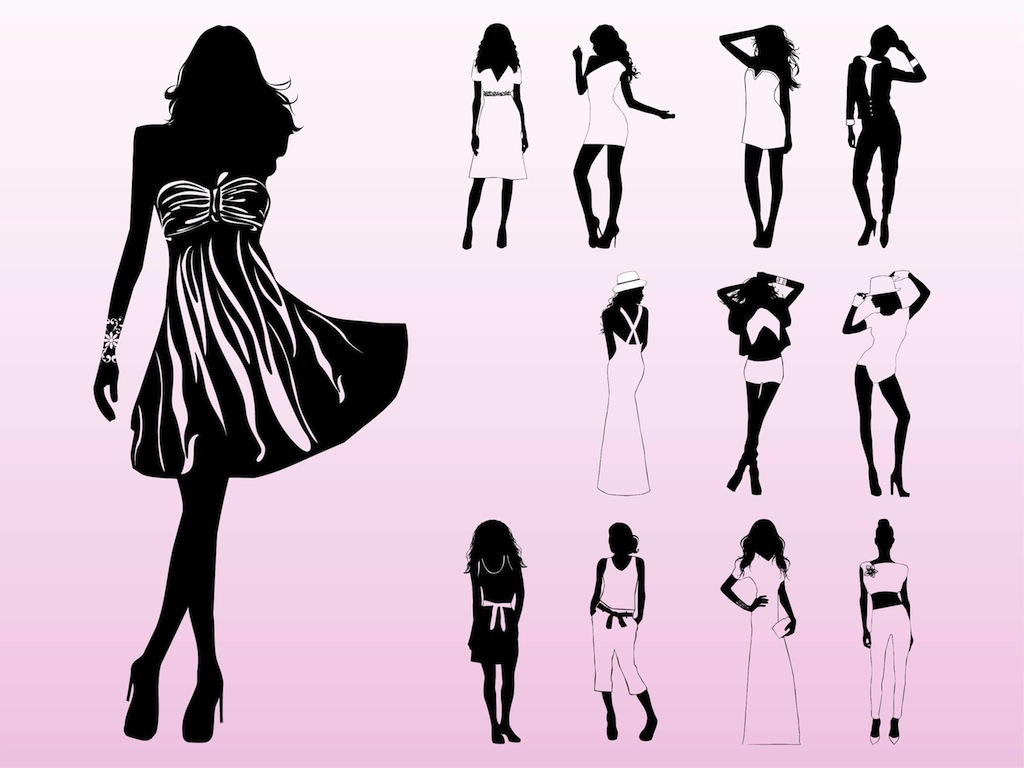 Model clipart Clipart Model Fashion Fashion Download