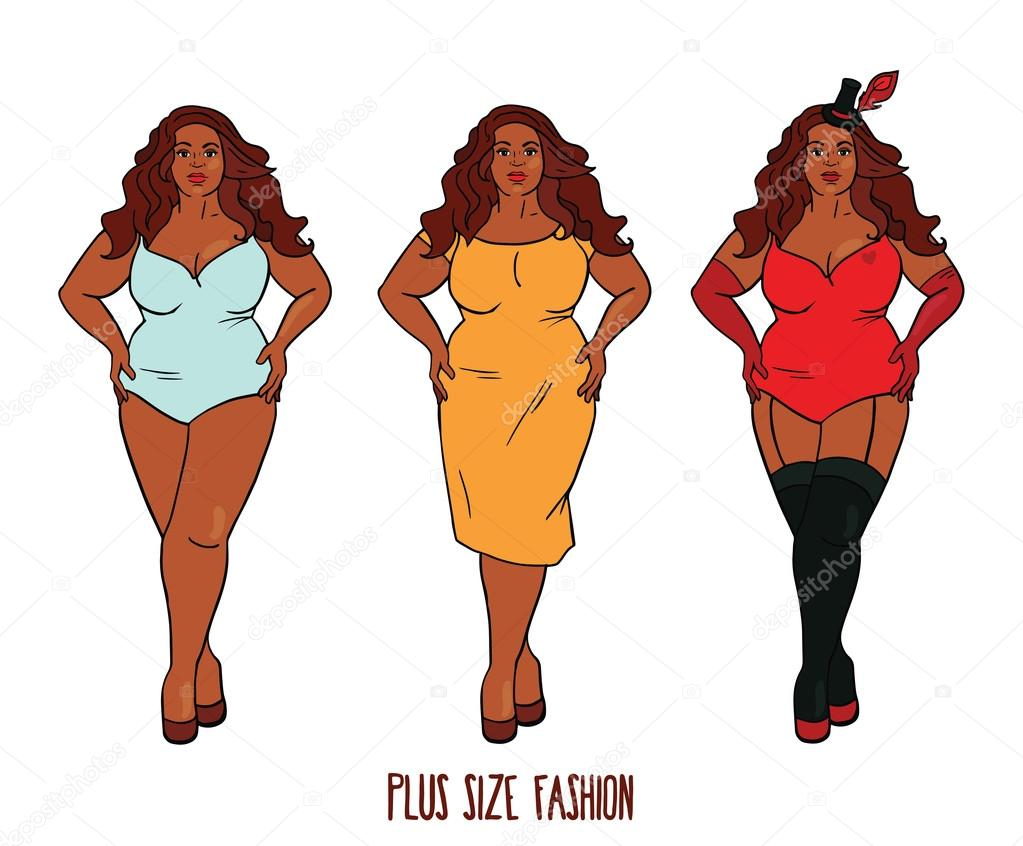 Model clipart african american woman #10