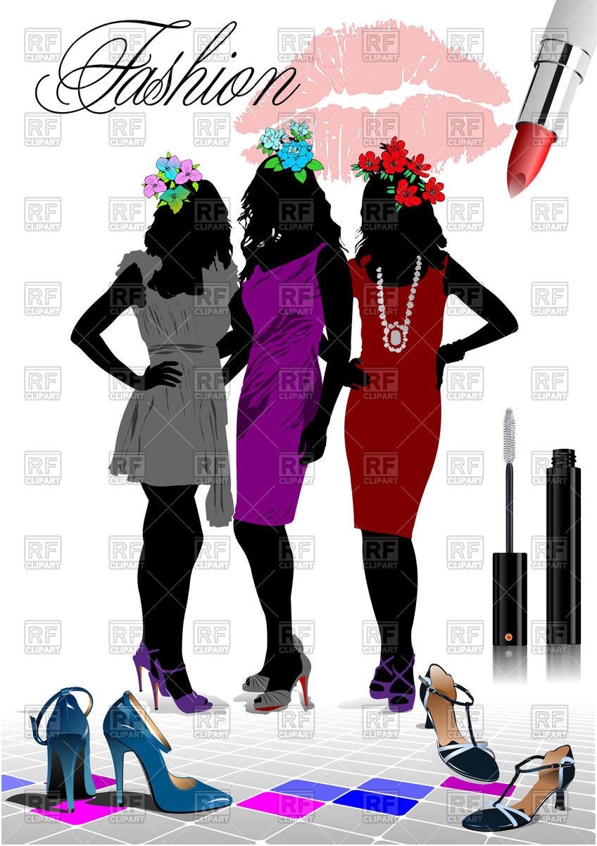Model clipart fashion accessory Accessories models high fashion fashion