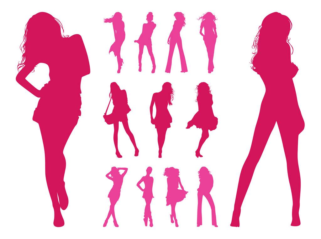 Model clipart fashion modeling #8