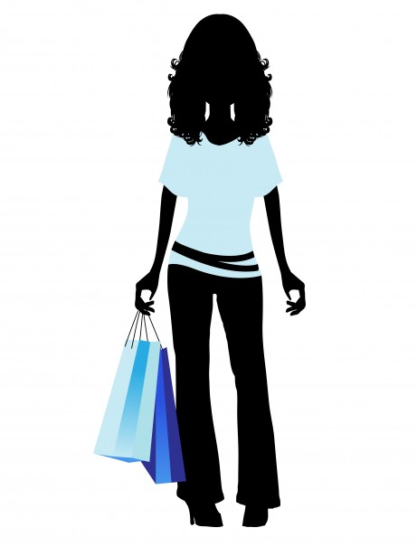 Model clipart fashion shopping Fashion Girl Fashion Free Free