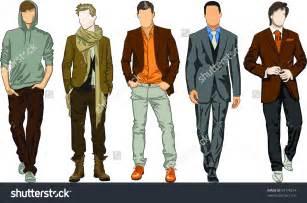 Of Clip male Fashion Clipart