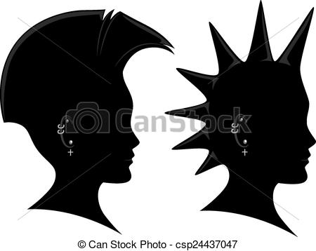 Mohawk clipart Stock Photo  Images